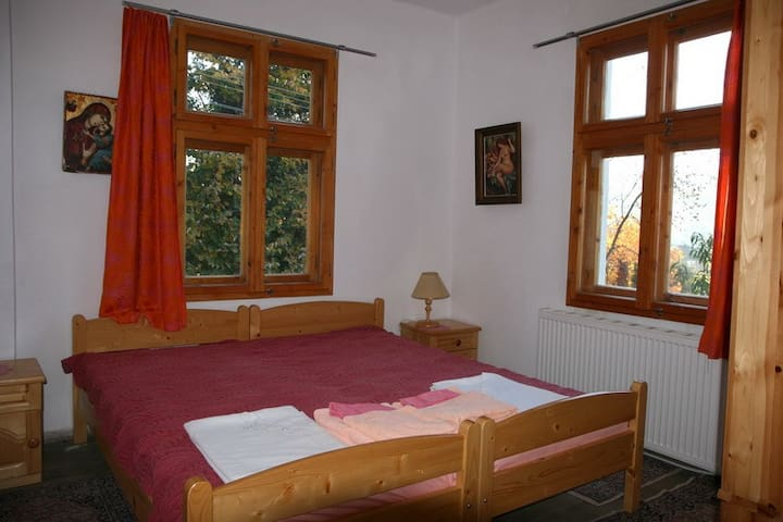 Double room from the house - Tsareva livada - Casa