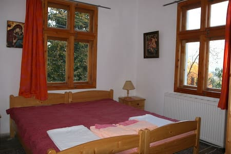 Double room from the house - Tsareva livada