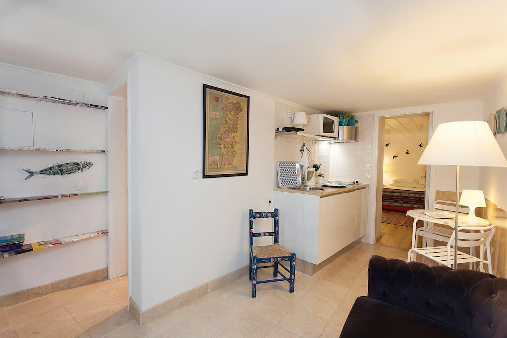 maison des corbeau alfama appartements louer lisbonne lisbonne portugal. Black Bedroom Furniture Sets. Home Design Ideas