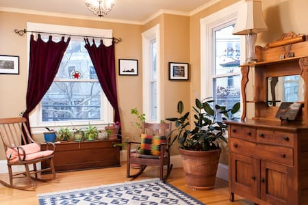 Gorgeous near Brown, RISD,downtown  - Providence - Casa