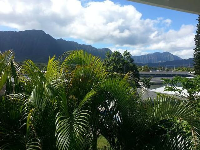 Waimanalo Beach 2 story Apartment - Waimanalo - Apartament