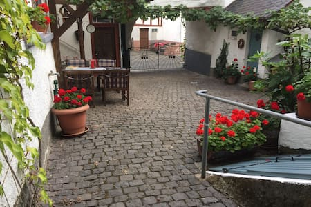 16th Century Holiday retreat in Mosel Wine Region - Pünderich - Apartment - 1