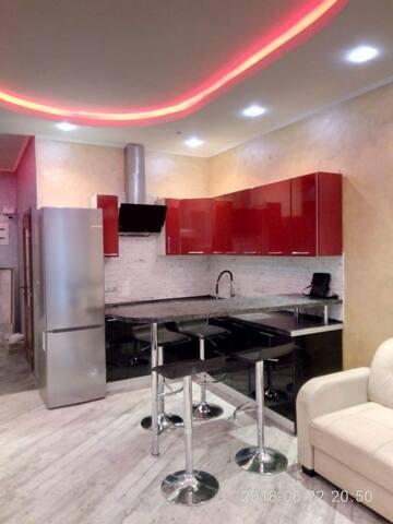 Новая квартира на Ходынском бульваре