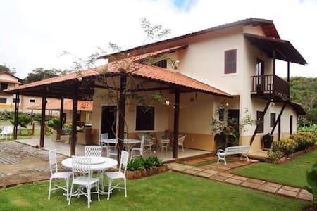 Casa na Serra de Guaramiranga - Guaramiranga - Hus