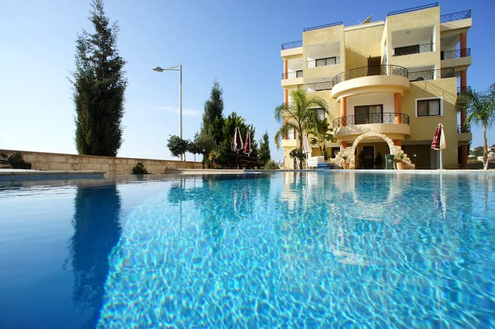 Luxury Apartments Pool. Luxury Apartment with Pool  Apartments for Rent in Paphos Cyprus