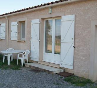 Gîte de la Garrigue - Paraza - Apartment