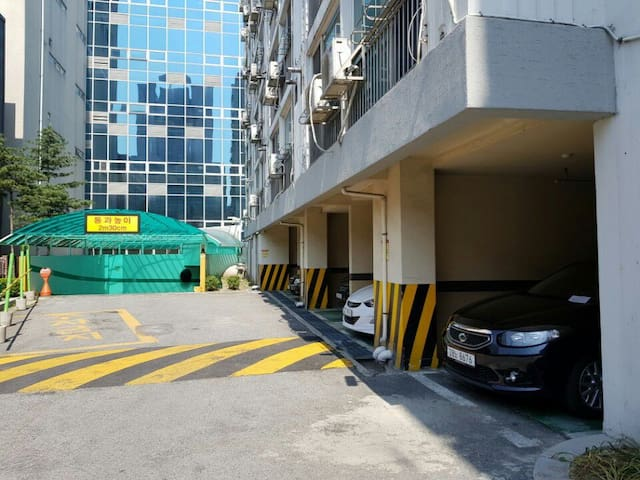 신부동 한화아파트 원룸형 아파트 - Cheonan-si - Apartamento