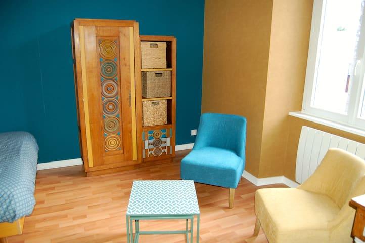 Appartement au calme  à 5 min à pied des remparts - Vannes - Wohnung