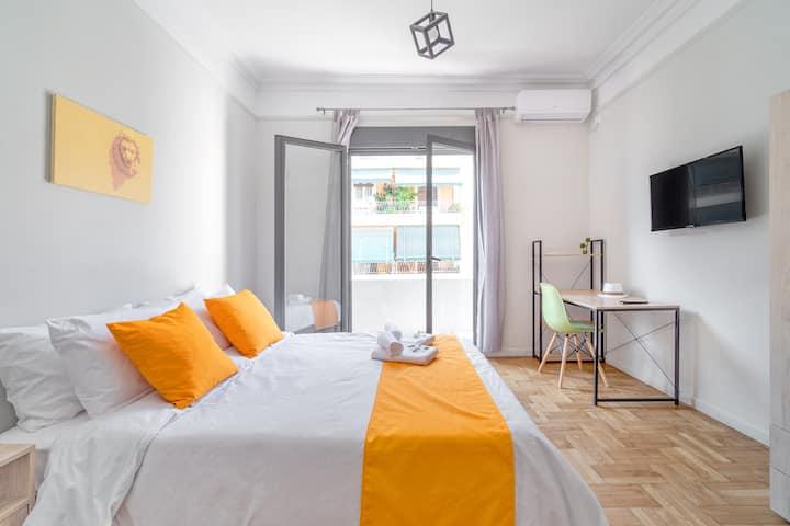 Διαμέρισμα στο κέντρο της Αθήνας