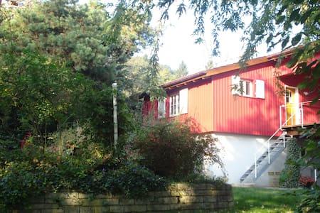 Poolhaus im Grünen - Reinach - Çatı Katı