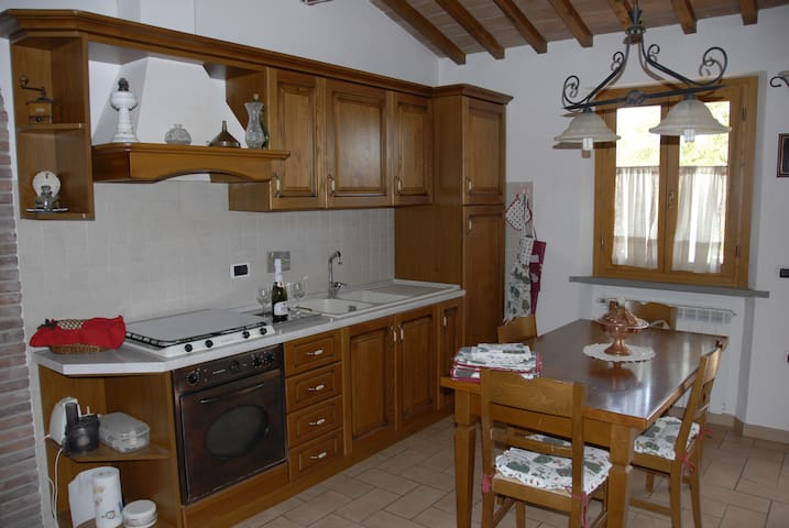 Vista Castello   Casa/Appartamento Paretaio