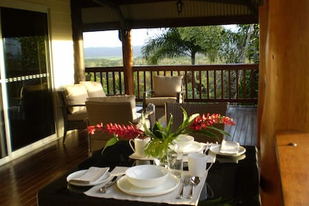 Daintree Manor B&B - Forest Creek - Bed & Breakfast