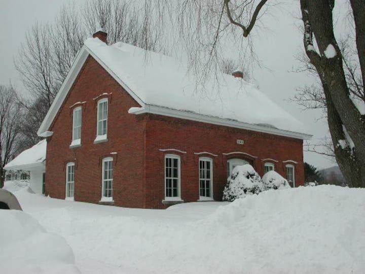 Historic home in ski country