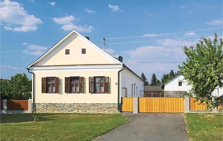 Beautiful home in Hagensdorf with 1 Bedrooms