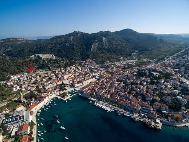 Alex's place - old town, best view - Hvar
