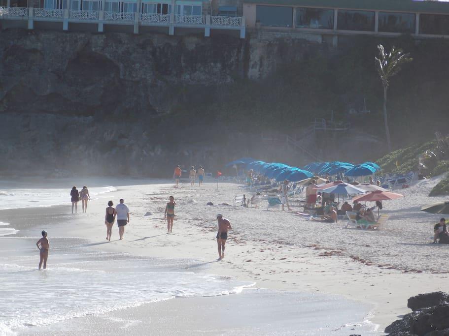 Crane Beach  Visitors delight