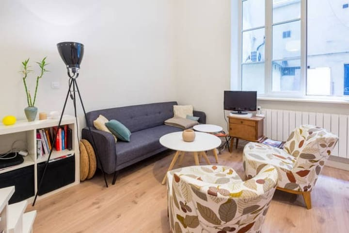 Architect Studio, heart of Lyon, Bellecour - Lyon-2E-Arrondissement - Loft