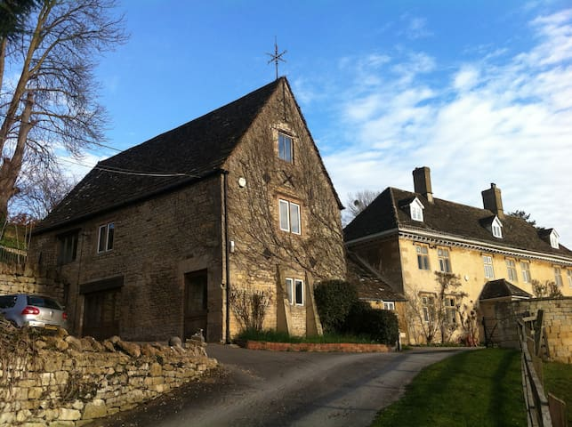 Cosy Cotswold Stone Retreat in Private Setting - Stroud - Apartment