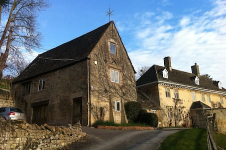 Cosy Cotswold Stone Retreat in Private Setting - Stroud - Apartmen