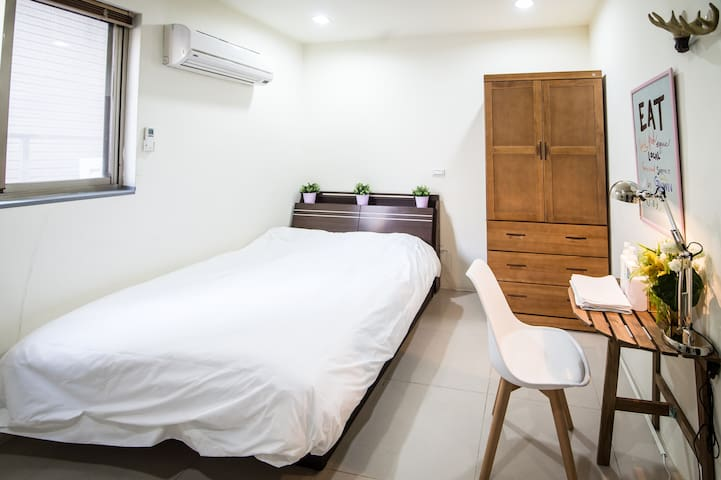Voyage Cozy Room_HsinChu City Center_TrainStation - 新竹 - Apartmen