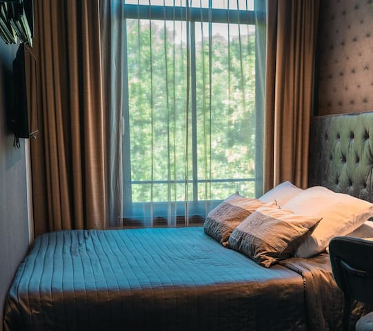 Lovely Double Room in front of Vondelpark