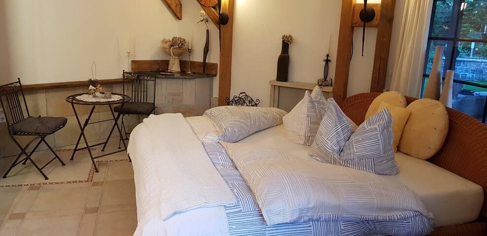 Romantisches Appartement am Senftenberger See