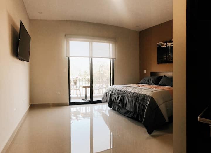 Suites Santiago Cedro