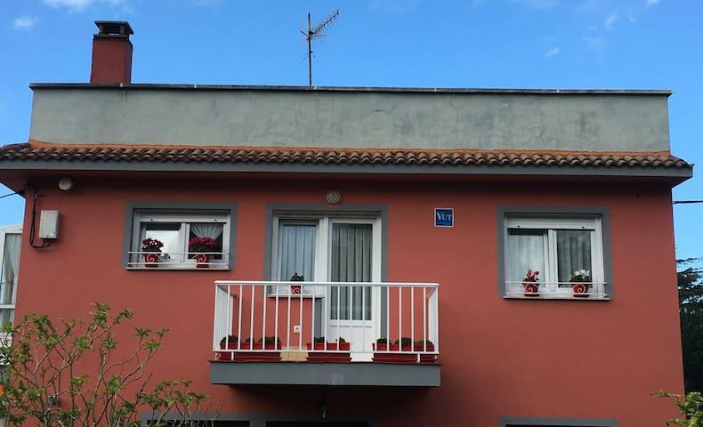 Vivienda de uso turistico(NEL)en Pria (Llanes)WiFI