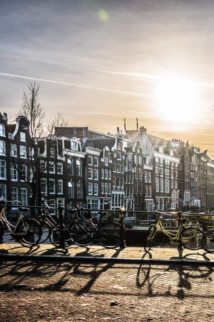 were the Amsterdammers live