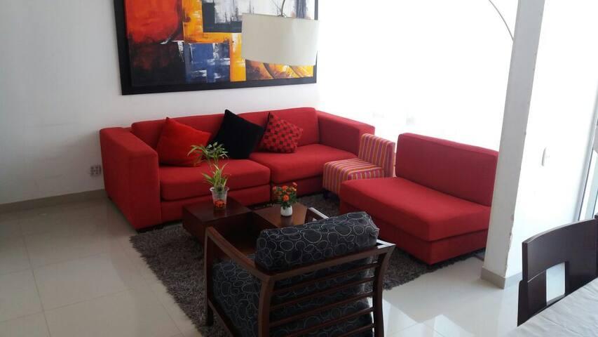 Apartamento amoblado Barranquilla!! espectacular - Barranquilla - Apartament