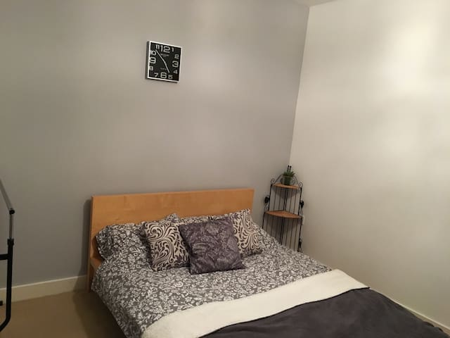 Spacious double room in lovely flat - Manchester - Appartement