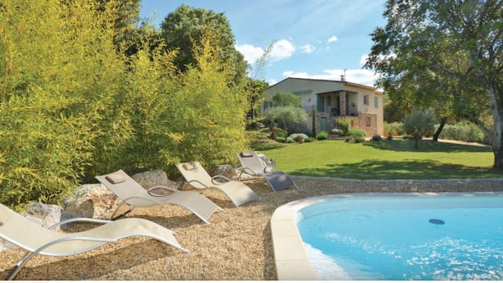 Charmante villa provençale avec piscine