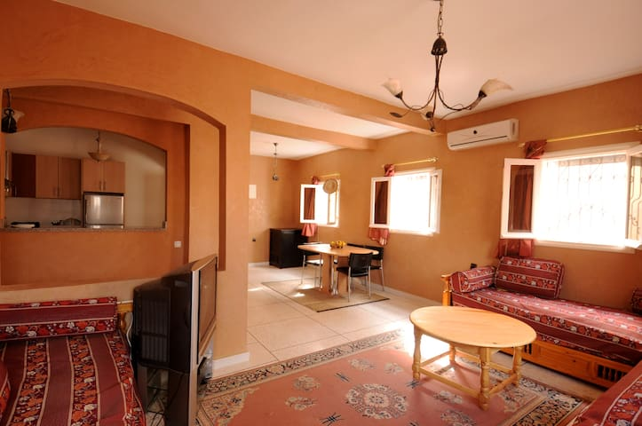 Bel appartement coeur de Medina - Taroudant - Apartment