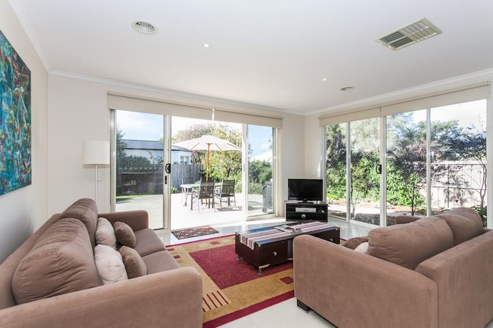 Whites Beach Retreat - Torquay - Huis