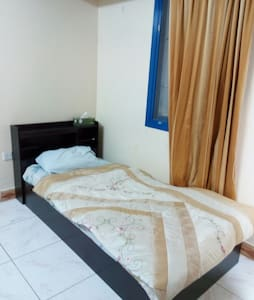 Private room with attached bath - Ajman