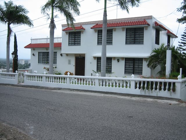 Spanish Style Villa - Ponce, P.R. - Ponce - Ev