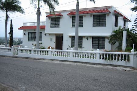 Spanish Style Villa - Ponce, P.R. - Ponce - Haus