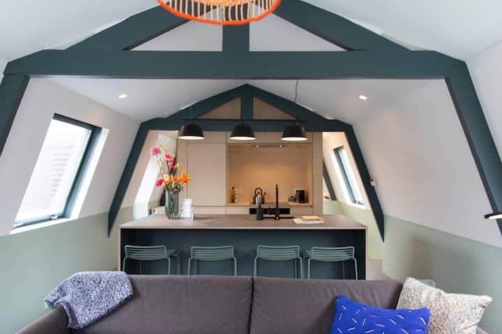 Apartment/Tiny designhome of Femkeido