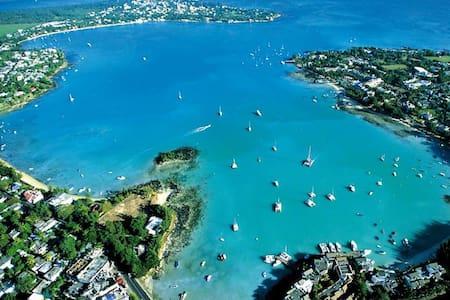 Residence Vert d'O : calm nr beach - Mauritius