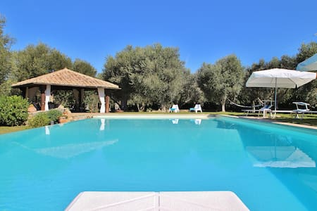 Amazing villa with pool in Tuscany - Capalbio