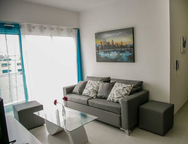 Lujoso apartamento centro ciudad SD - Santo Domingo - Condominium