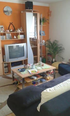 Denzlingen 10 min. bis Freiburg HBF - Denzlingen - Wohnung