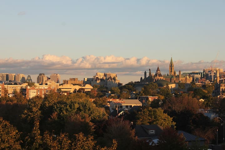Minutes from the Canadian Museum of History - Gatineau - Condominio