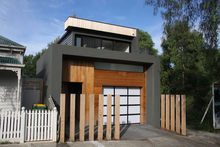 Northcote on the cusp of Fitzroy - Northcote - House