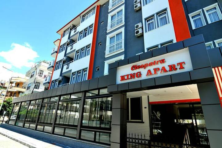 Cleopatra king apart otel - Alanya - Boutique hotel