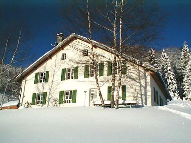 GÎTE F5 en Hautes-Vosges Alt: 600m - Le Thillot - Apartment