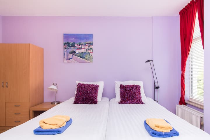 Room for 3 - near Beach & Kurhaus