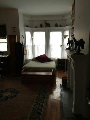 Studio Apt 15 Minutes To NYC - Newark - Lägenhet