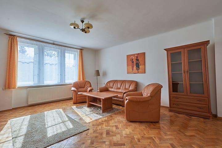 Klidný byt blízko centra Brna