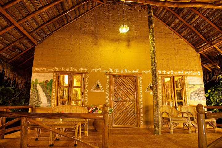 Mud House - A cozy Home Stay in Chickmagaluru